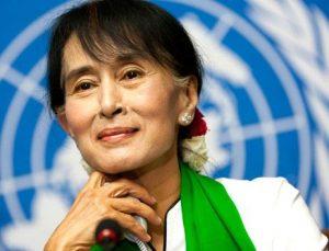 Discorso Aung San Suu Kyi
